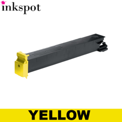 Konica Minolta Compatible TN213 (A0D7222) Yellow Toner