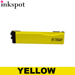 Kyocera Compatible TK544 Yellow Toner