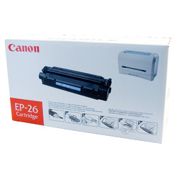Genuine Canon EP26 Black Toner
