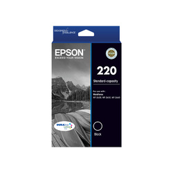 Genuine Epson 220 XL Black
