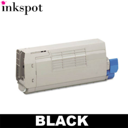 OKI Compatible C710 Black Toner