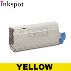 OKI Compatible C710 Yellow Toner