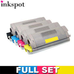 OKI Compatible C710 Toner Value Pack
