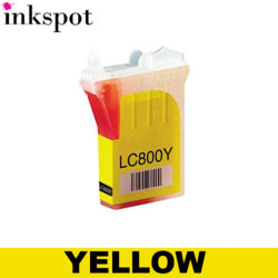 Brother Compatible LC31/LC800 Yellow