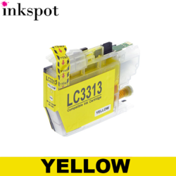 Brother Compatible LC3313XL Yellow