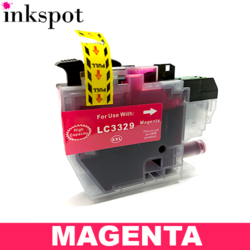 Brother Compatible LC3329XL Magenta