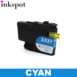 Brother Compatible LC3337XL Cyan
