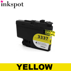Brother Remanufactured LC3337XL Yellow