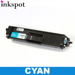 Brother Compatible TN348 Cyan Toner