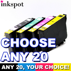 Epson Compatible 200 XL 20 Pack