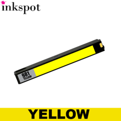 HP Remanufactured 981 XL Yellow