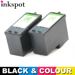 Lexmark Compatible 43 XL/44 XL Twin Pack