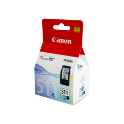 Genuine Canon CL511 Colour