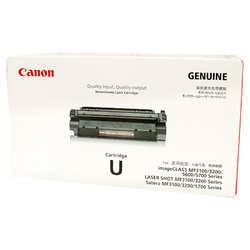 Genuine Canon Cart U Black Toner