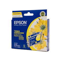 Genuine Epson T0564 Yellow