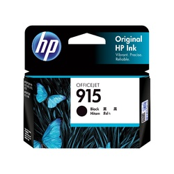 Genuine HP 915 Black