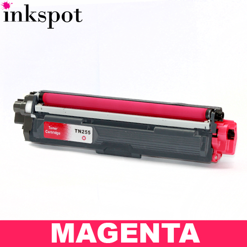 Brother Compatible TN255 Magenta Toner