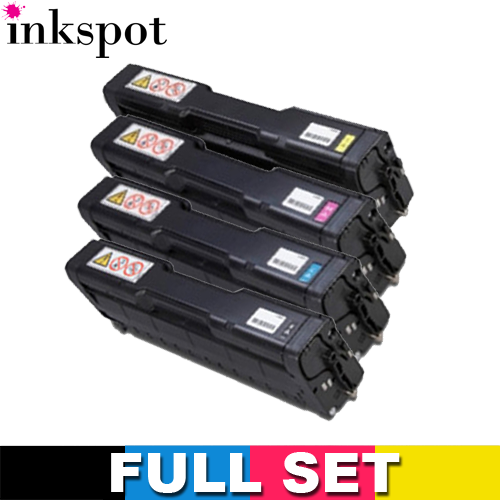 Ricoh Compatible SPC252 (407720-407723) Toner Value Pack