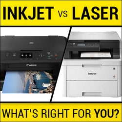 Latest Articles Inkjet Vs Laser Which Printer Is Right For You